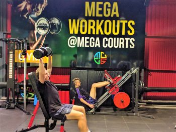 Mega Courts Gym