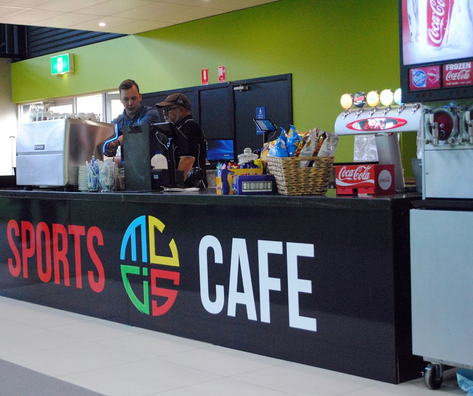 Mega Courts Cafe