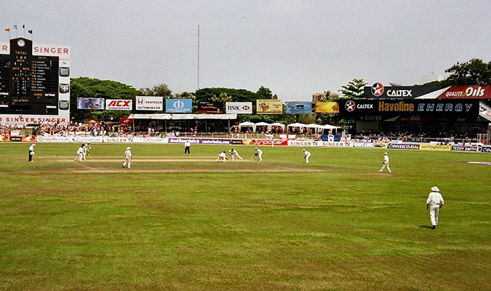 SCC Ground Colombo