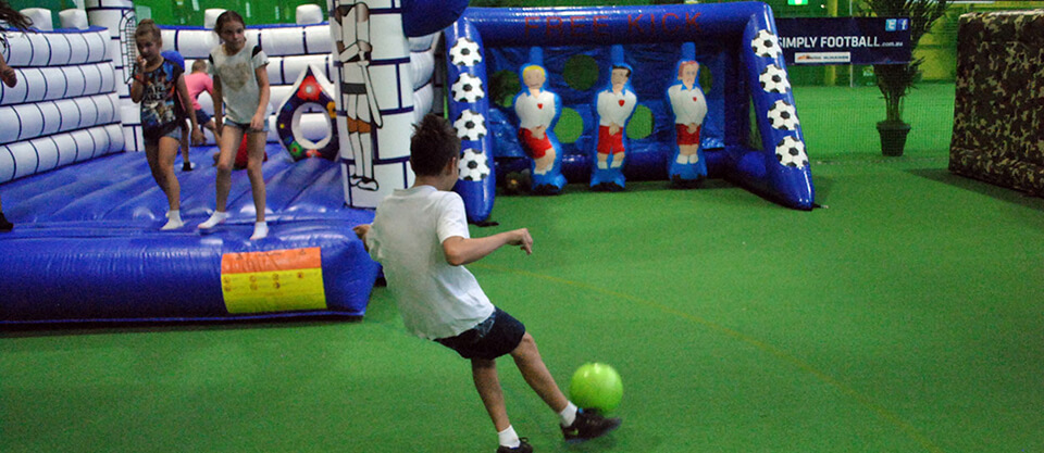 Mega Sports Only Party - Mega Courts Indoor Sports